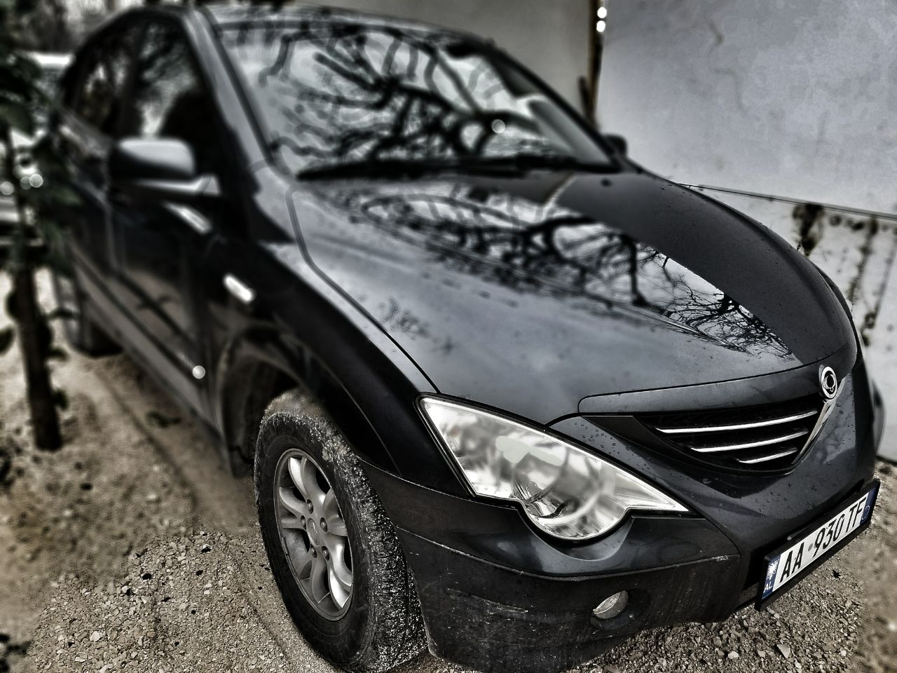 Ssangyong Actyon Auto Rent