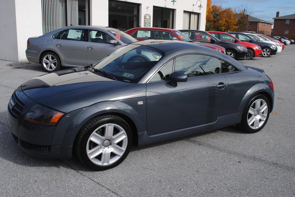 Audi Tt Auto Rent